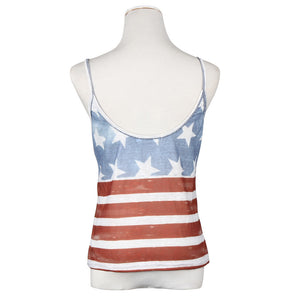 Summer Style American Flag Printed T-Shirt - J20Style - 3