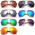 Classic Hollow Out Metal Frame Pilot Sunglasses