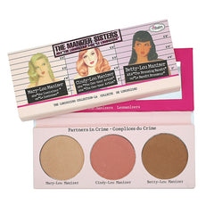 3 Color Face Pressed Powder - J20Style - 1