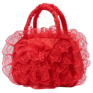 Elegant Bridal Wedding Lace Handbags - J20Style - 2