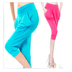 Candy Color High Waist Thin Pants - J20Style - 1