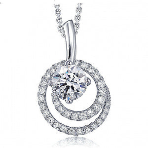 High Quality Love Rotating Pendant - J20Style