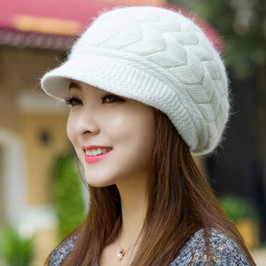 Winter Beanie Knitted Snapback Cap - J20Style - 13
