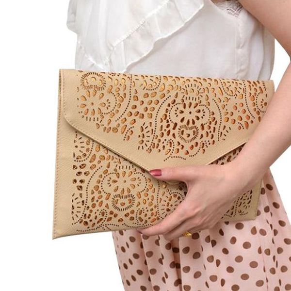 Off Shoulder Evening Day Clutch - J20Style - 1