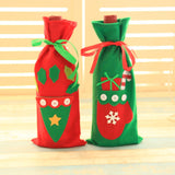 High Quality Wine Bottle Cover for Christmas - J20Style - 4
