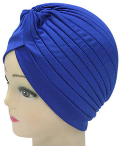 Solid Color Indian Turban Hat - J20Style - 18