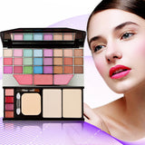 High Quality 33 Color Make-Up Palette - J20Style - 2