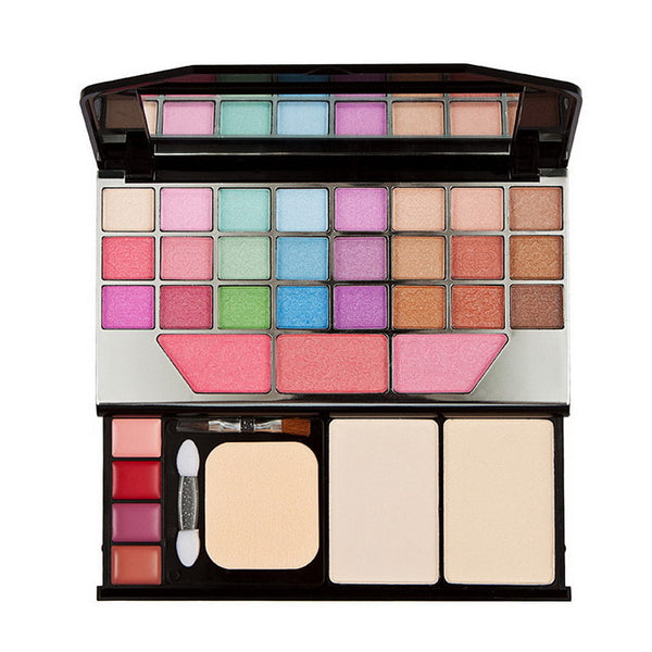 High Quality 33 Color Make-Up Palette - J20Style - 1