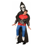 Halloween Scary Skeleton Fancy Dress - J20Style - 1