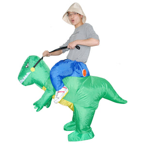 Halloween Inflatable Dinosaur Costume - J20Style - 4