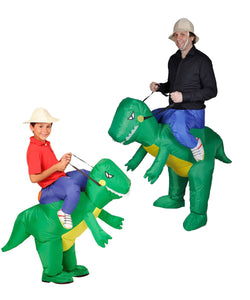 Halloween Inflatable Dinosaur Costume - J20Style - 5