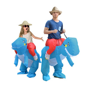 Halloween Inflatable Dinosaur Costume - J20Style - 3