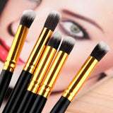 5PCS Pro Makeup Kits Brush Set