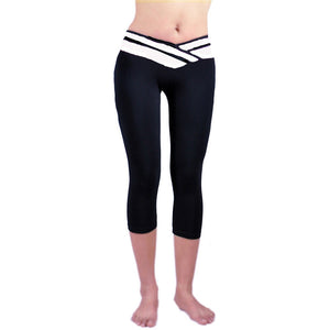 Summer Workout Capri Leggings - J20Style - 2