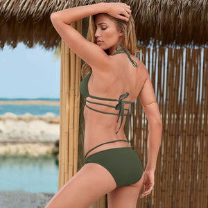 Women's Sexy Push up Beach Swimming Suit