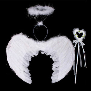 Halloween Fairy Feather Wings - J20Style - 3