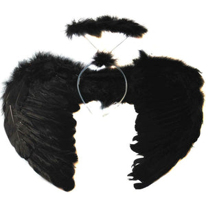 Halloween Fairy Feather Wings - J20Style - 2