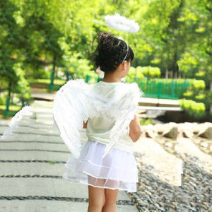 Halloween Fairy Feather Wings - J20Style - 4