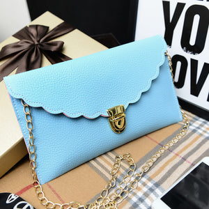Long Metal Chain Shoulder Bag - J20Style - 4