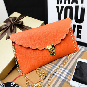 Long Metal Chain Shoulder Bag - J20Style - 5