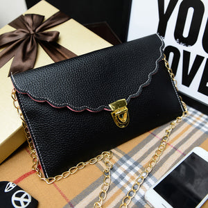 Long Metal Chain Shoulder Bag - J20Style - 3