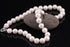 10-11mm Big Natural Pearl Beads White Necklace