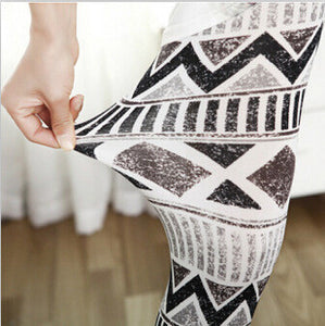 High Quality Punk Floral Legging - J20Style - 1