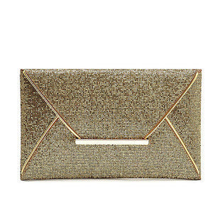 Summer Style Envelope Evening Party Clutch - J20Style - 6