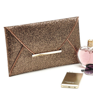 Summer Style Envelope Evening Party Clutch - J20Style - 2