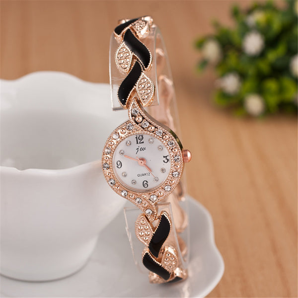 High Praise Rhinestone Quartz Watch - J20Style - 1