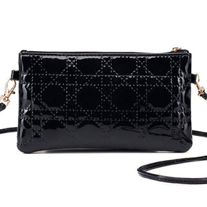Casual PU Leather Crossbody Handbag - J20Style - 2