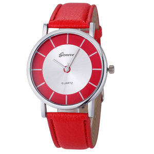 Retro Dial Analog Wrist Watch - J20Style - 1