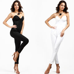 Backless ClubWear Harlan Pants - J20Style