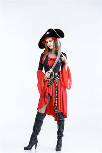Halloween Pirates Costume for Women - J20Style - 5
