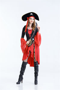 Halloween Pirates Costume for Women - J20Style - 4