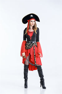 Halloween Pirates Costume for Women - J20Style - 2