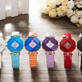 Luxury Brand Leather Strap Casual Quartz Watch
