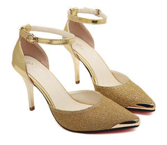Glitter High Heels Shoes - J20Style - 2