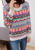 Digital Printed Sweater for Women - J20Style - 3