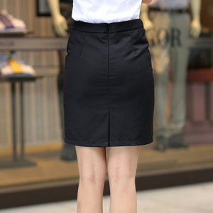 High Waist Formal Office Skirt - J20Style - 2