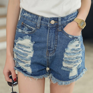 Summer High Waist Pocket Shorts - J20Style - 1
