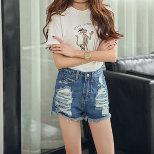 Summer High Waist Pocket Shorts - J20Style - 2