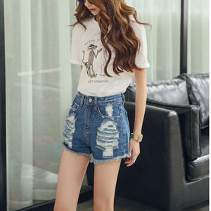 Summer High Waist Pocket Shorts - J20Style - 5