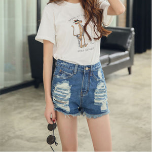 Summer High Waist Pocket Shorts - J20Style - 3