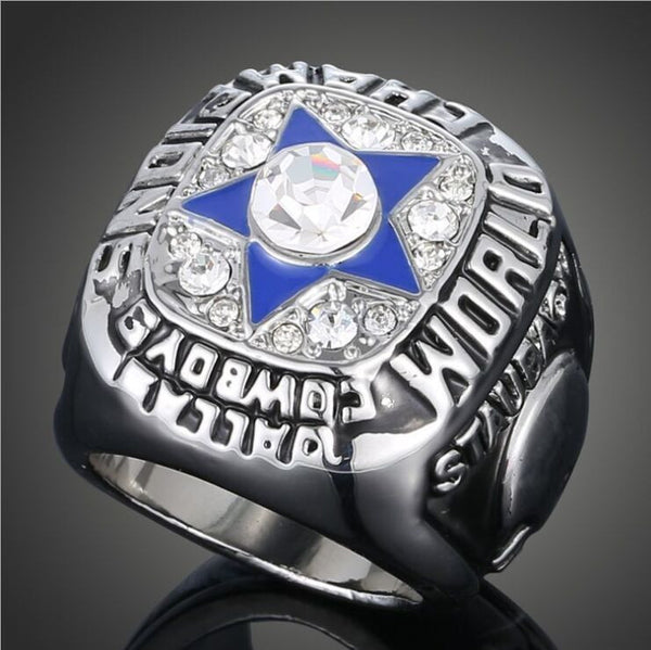 Cowboys Super Bowl Champion Rings - J20Style