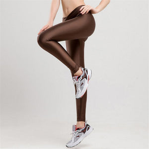 Candy Color Neon Stretched Legging - J20Style - 2
