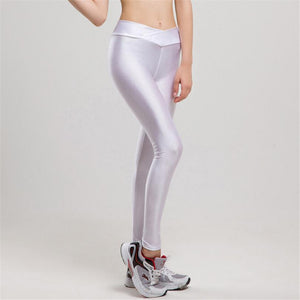 Candy Color Neon Stretched Legging - J20Style - 3