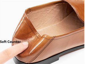 Women's Fashion Loafer Breathable Casual Shoes