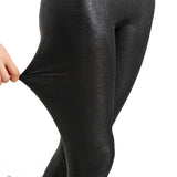 Significantly Stretch Snake Skin Leggings - J20Style - 6