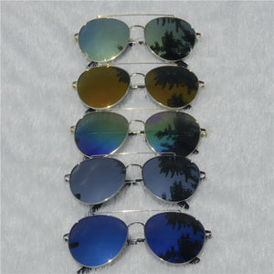 High Quality Spring Hinges Sunglasses - J20Style - 5